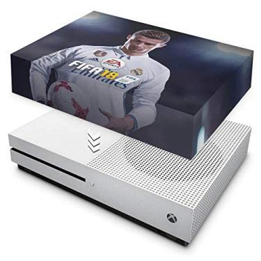 Capa Anti Poeira para Xbox One S Slim - Fifa 18