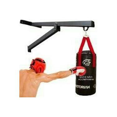 Suporte Para Saco De Boxe Com Giratorio