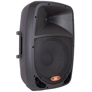 Caixa Ativa Preta 10 Polegadas 120W Rms Dr1010s Ll Áudio