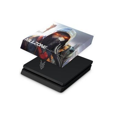 Capa Anti Poeira para PS4 Slim - Killzone Shadow Fall