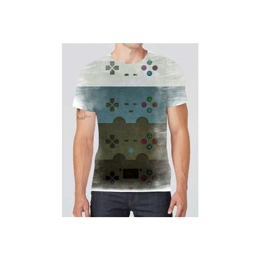 Camiseta Camisa Personalizada Ps1 Ps2 Ps3 Ps4 Jogos Game 01