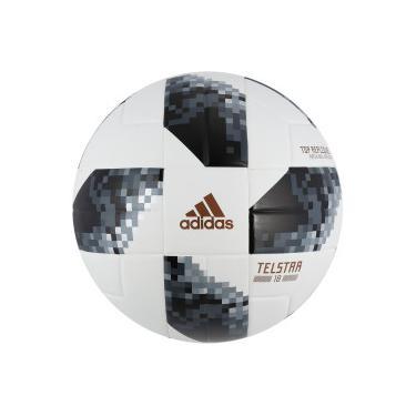 Bola de Futebol de Campo Telstar Oficial Copa do Mundo FIFA 2018 adidas Top  Replique - 078643951c180