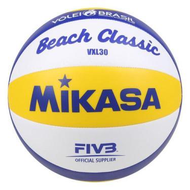 Imagem de Bola de Volêi de Praia Mikasa Vxl30 Treino