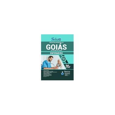 Imagem de Apostila Prefeitura Goiás GO - Enfermeiro