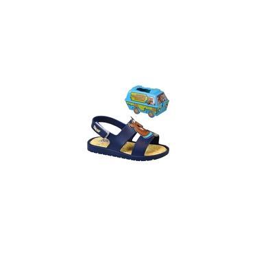Imagem de Sandalia Scooby Doo 22458-sco Azul/amarelo