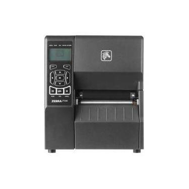 Impressora Industrial De Etiquetas Zt230 USB, Serial E Rede Ethernet - Zebra