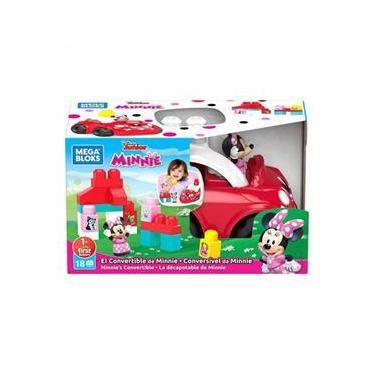 Imagem de Conversível Da Minnie Mega Blocks Disney - Mattel GWF94-GWF96