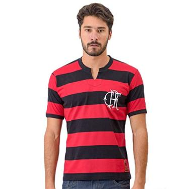 Camisa Flamengo Masculina Flatri Crf - Brazline