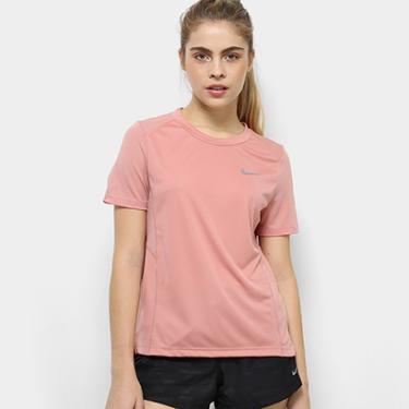 b1bf87f343 Camiseta Nike Miler SS Feminina - Feminino