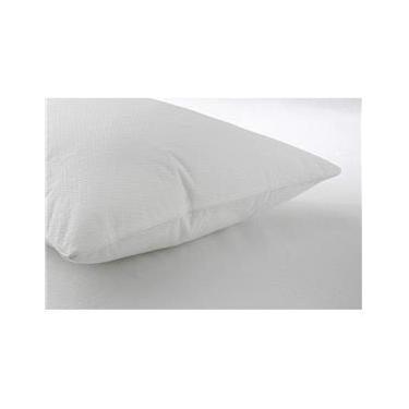 Imagem de Protetor de Travesseiro Buddemeyer Impermeável Maison Branco