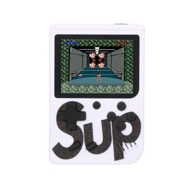 Mini Vídeo Game Boy Portátil G4 400 Games Sup Clássico
