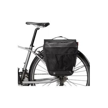 Imagem de Bolsa Alforge Duplo Grande Para Bagageiro De Bike Skin 28 Litros