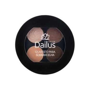 Dailus Color - Quarteto Para Sobrancelha