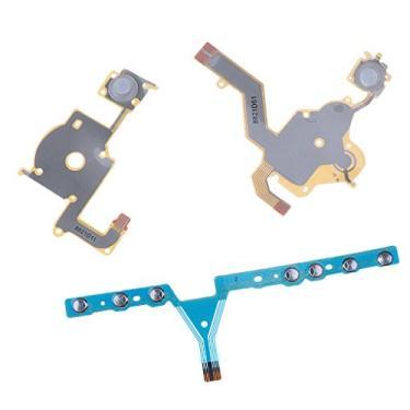 gazechimp Esquerda Direita Botão Chave Flex Cable Substituição De Peça De Reparo Para PSP 3000