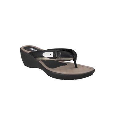 Sandália feminina piccadilly anabela fashion confort