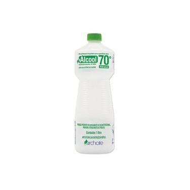 Alcool Liquido 70° Agifacil 1L 1 UN Archote