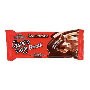 Chocolate Diet Choco Soy Break 38G