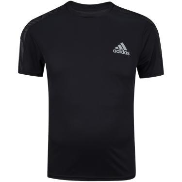 Camiseta adidas Own The Run Tee - Masculina adidas Masculino