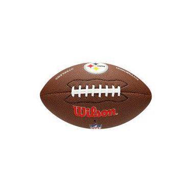 Bola Futebol Americano Nfl Pittsburgh Steelers Wilson - Wtf1 45b90eed32547