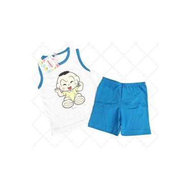 Pijama Bebê Cascão