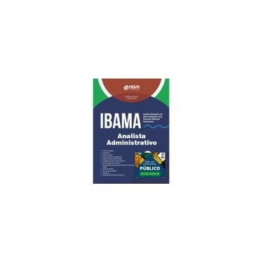 Imagem de Apostila Concurso Ibama - Analista Administrativo