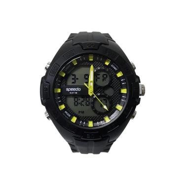 b6d94c1ea8891 Relógio de Pulso Masculino Esportivo Lux Golden    Joalheria ...