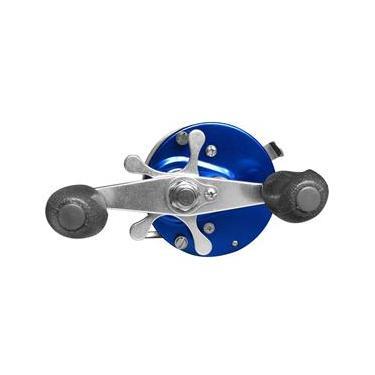 Carretilha Omega 20 Azul Direita - Albatroz Fishing