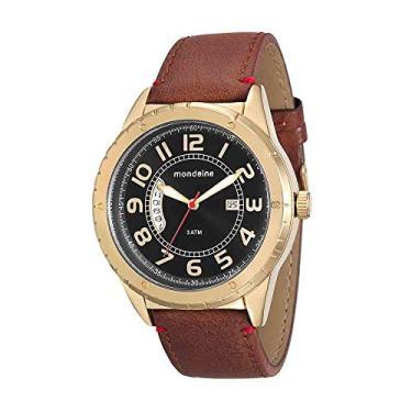 Relógio de Pulso Masculino Mondaine Analógico   Joalheria   Comparar ... 7642e91e03