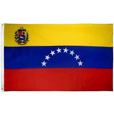 Bandeira da Venezuela 150x90cm