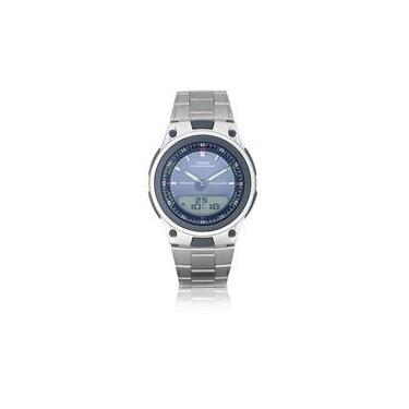 a3532f886b6 Relógio de Pulso Masculino Casio Analógico Digital Esportivo ...