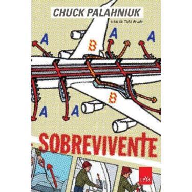 Sobrevivente - Chuck Palahniuk - 9788580444551