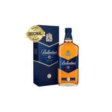 Whisky Escocês 12 Anos Garrafa 1 Litro - Ballantines