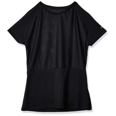 T-Shirt Flores, Speedo, P, Preto