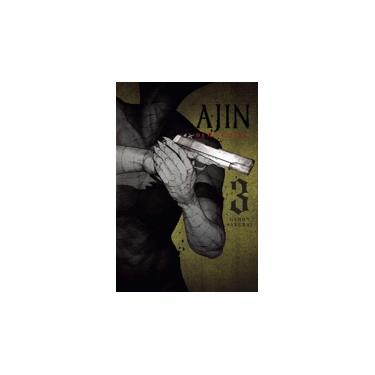 Ajin - Demi-Human - Vol. 3 - Miura, Tsuina - 9788542605303