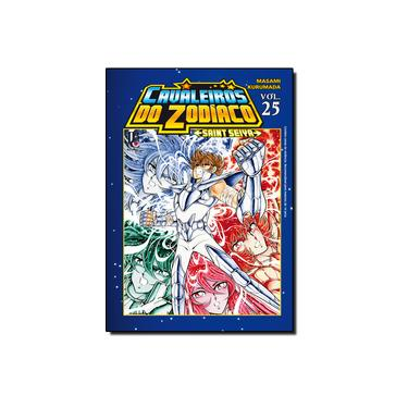 Cavaleiros Do Zodíaco Saint Seiya - Vol.5