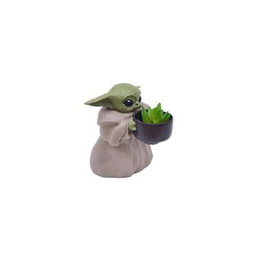 Imagem de Infantis boneca criativas Star Wars bebê Yoda Lovely Baby boneca brinquedos de Exibição-AhNossa