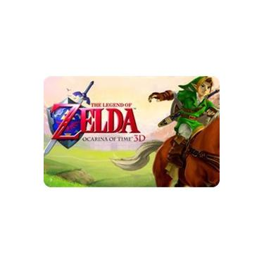 Gift Card Digital The Legend of Zelda: Ocarina of Time 3D para Nintendo 3DS