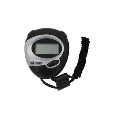 Cronômetro Progressivo De Mão Digital Alarme Esporte Western 4988a5b47b447