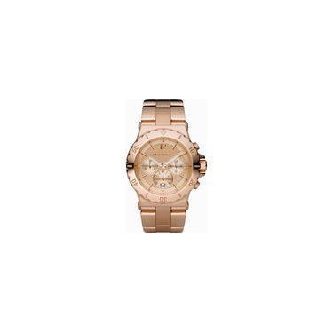 535c8b81985 Relógio Michael Kors Feminino MK5314 Gold Stainless Steel Quartz Watch 42mm