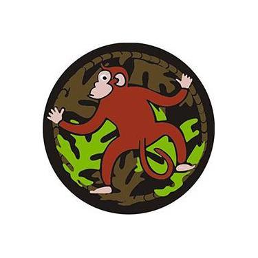 Capa para estepe Carrhel Macaco com cadeado - Crossfox / Ecosport / Doblo/Aircross