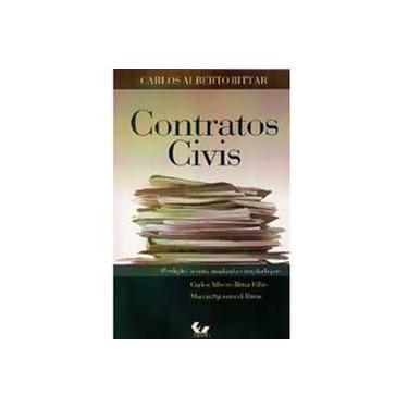 Contratos Civis - 3ª Ed. 2006 - Bittar, Carlos Alberto - 9788521804055