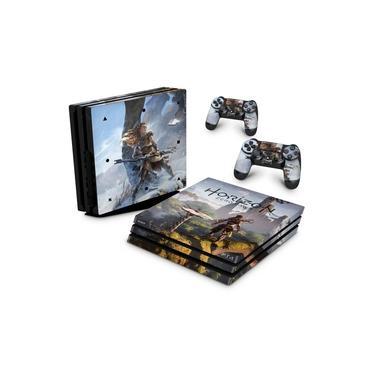 Skin Adesivo para PS4 Pro - Horizon Zero Dawn