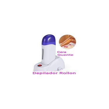 Imagem de Depilador Aparelho Aquecedor De Cera quente Roll-on depilatory profissional