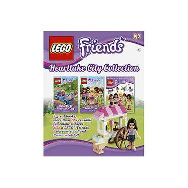 Lego Friends: Heartlake City Collection - Dk - 9781409333135