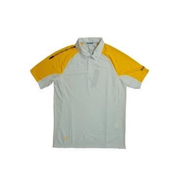 Camiseta Pretorian Performance Live Branca/Amarela - 1002-009