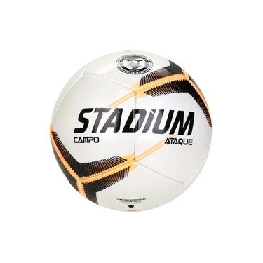 Bola Futebol Campo Stadium Ataque II IX Microfibra Costurada a Mão