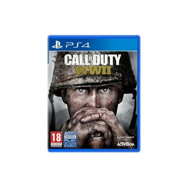 Jogo Call Of Duty: Wwii WORLD WAR II - Playstation 4