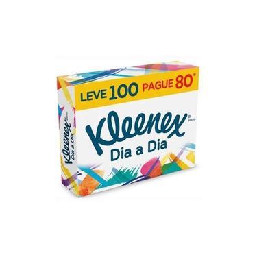 Lenço Kleenex Orig Box Leve 100 Pague 80