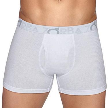 Cueca Boxer Zorba Flex 765 GG Branco