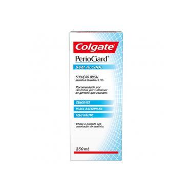 PerioGard Enxaguante Bucal Antisséptico s/Álcool 0,12% 250mL
